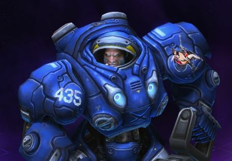 tychus heroes of the storm