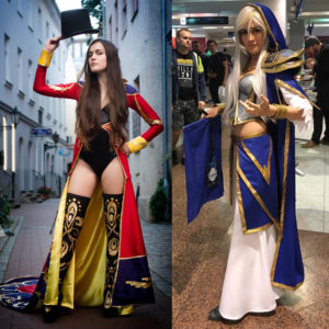 2. Cosplay