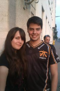 Wit xPeke (LCS)
