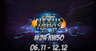 HEROES OF THE STORM NexusWeekly #24 | KW 50 06.11. – 12.12.