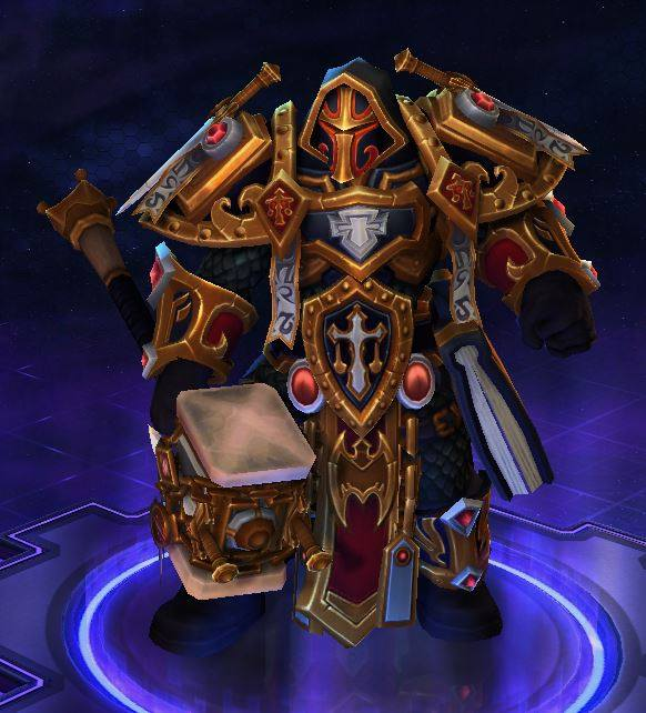 Uther Judgement
