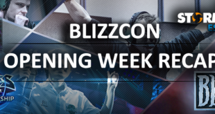 BlizzCon – Opening Week Recap