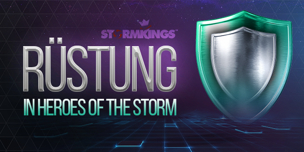 Rüstung in Heroes of the Storm
